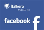 #LiveItalkero keep in touch with us through Facebook